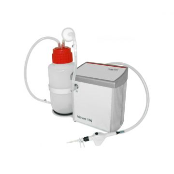 Aspiration system biovac 106 with 4L Bottle