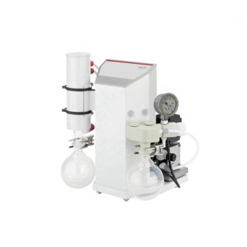 diaphragm pumps and system LVS 101 Z Manometer analog