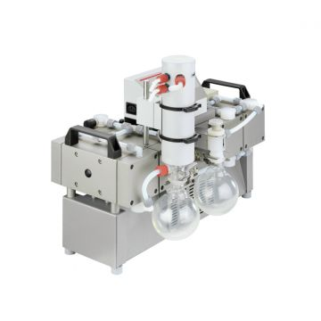 diaphragm pumps and system LVS 1210 T ef