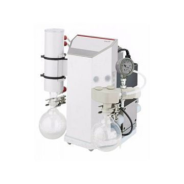 diaphragm pumps and system LVS 301 Z Manometer analog