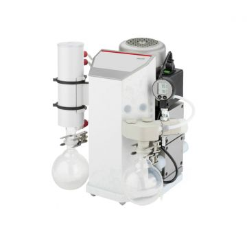 diaphragm pumps and system LVS 601 T Manometer digital