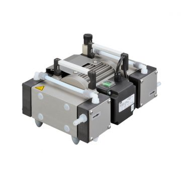 diaphragm pumps and system MPC 201 T for chemical applications