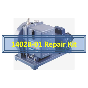 Minor Repair Kit for DuoSeal Pumps 1402 1405 with mechanical seal 1402K05