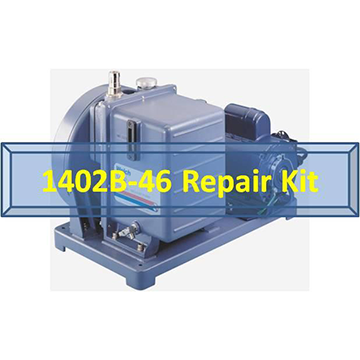 image-1402 repair kit for vacuum pump