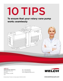 Thumbnail for Top 10 Tips of Rotary Vane Pumps